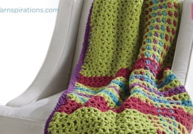 Crochet Tad O'Plaid + Tutorial