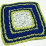 Picture Frame Granny Border Pattern