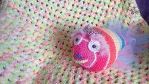 Crochet Pipsqueak Blanket