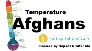 Crochet Temperature Afghans