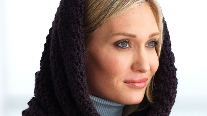 11 Free Patterns For Hooded Scarves Cowls The Crochet Crowd