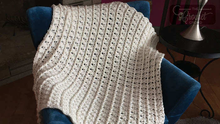 Crochet Timeless Memories Blanket Pattern