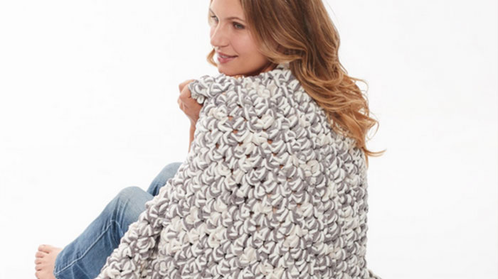 Finger Crochet Blanket Pattern