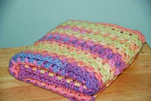 Crochet Magic Baby Blanket Pattern