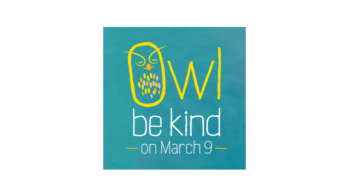 Owl Be Kind - Random Acts of Kindess