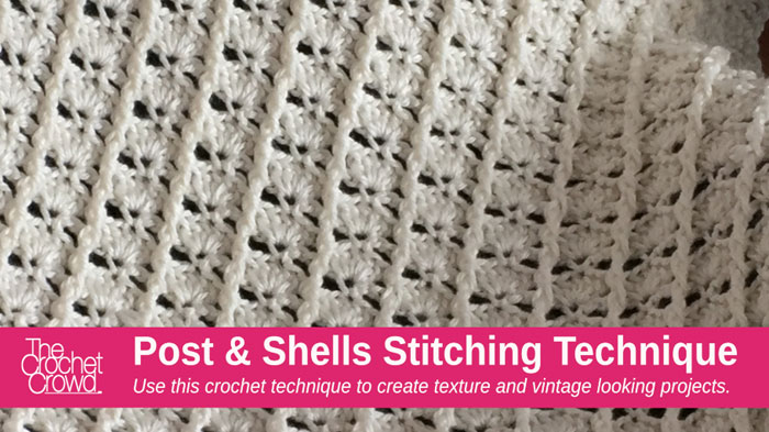 Best shell stitch baby blanket | fromy love design: how to.