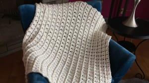 Timeless Memory Baby Blanket Pattern