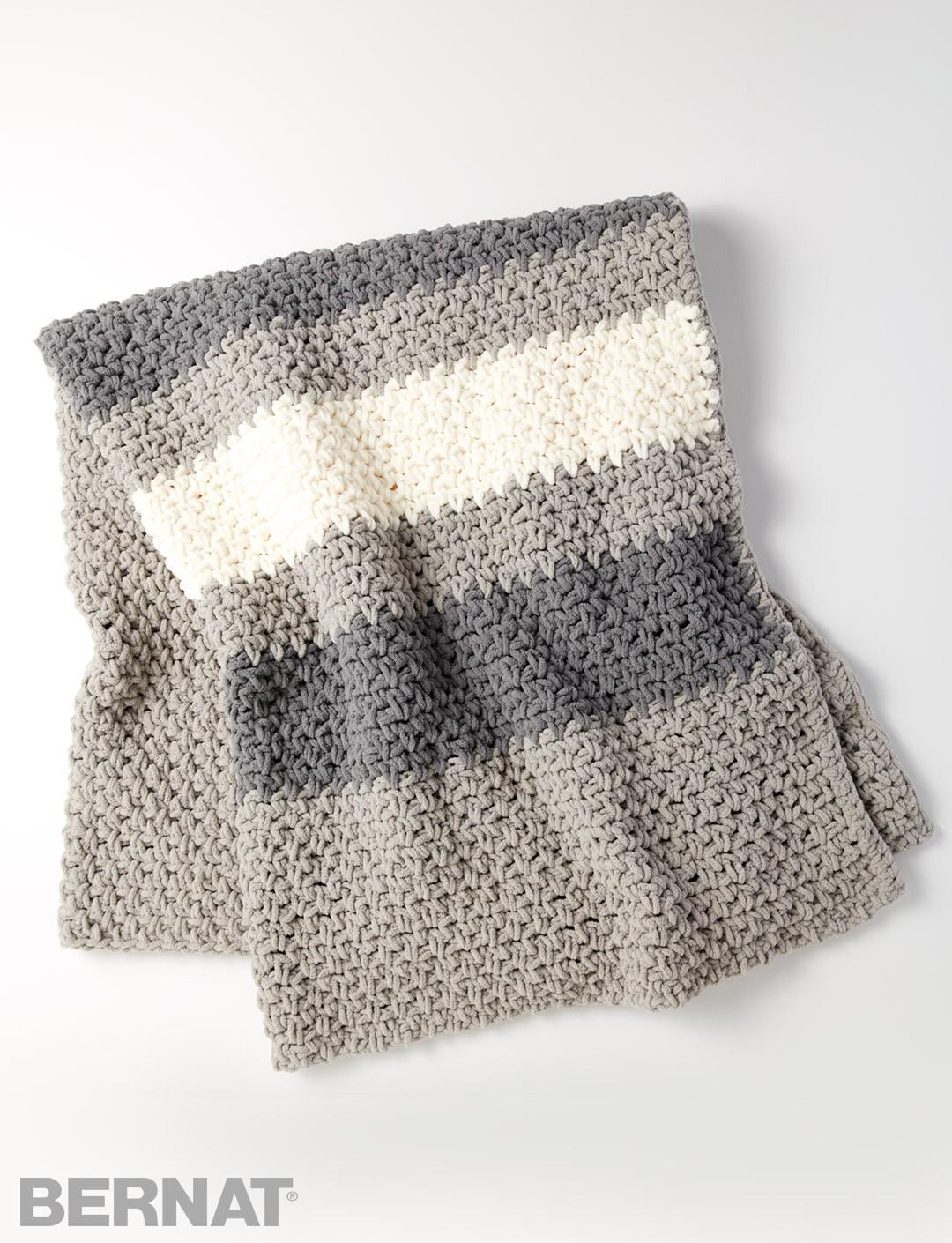 Crochet Hibernate Blanket + Tutorial - The Crochet Crowd®