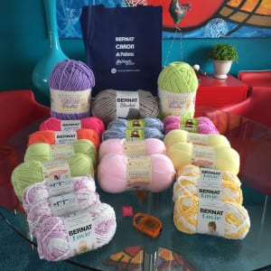 Stitch is Right Crochet Wave Game Prize