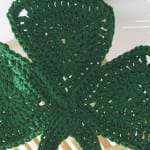 9 Crochet Shamrock Patterns