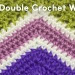 Half Double Crochet Wave Pattern