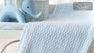 Blue Bundle Baby Blanket