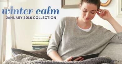 Winter Calm Lookbook