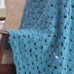 Crochet Light & Airy Afghan - Customizable