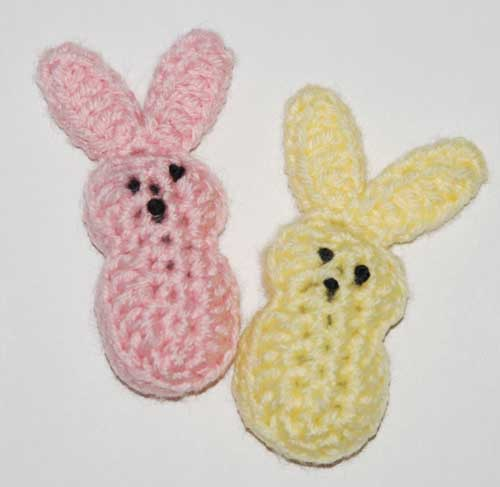 11 Crochet Easter Bunny Patterns The Crochet Crowd