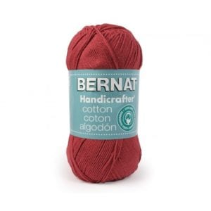 Bernat Handicrafter Cotton Yarn