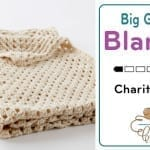 Crochet Big Granny Blanket + Tutorial