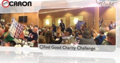 Crochet Charity Challenge with The Crochet Crowd