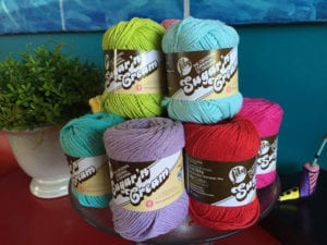 Lily Sugar'n Cream Yarns