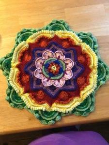 Crochet Mandala Madness