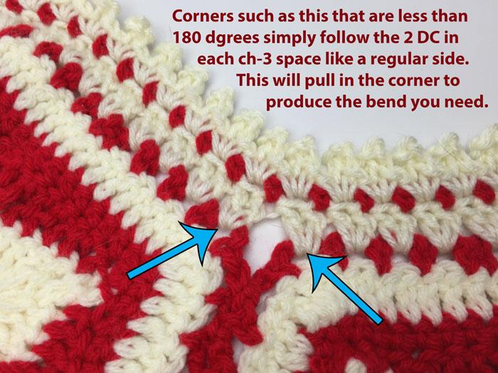 Scandinavian Crochet Snowflake: Help & Tips