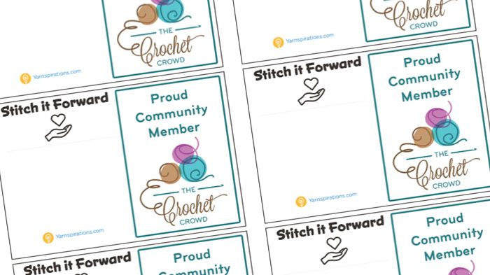 Stitch it Forward Cards