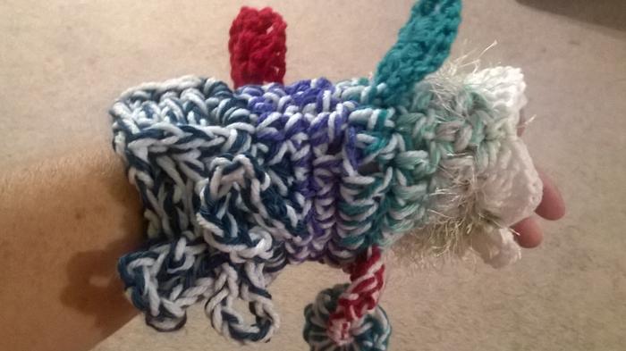 Crochet Twiddlemuff
