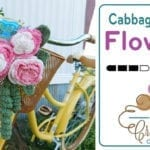 Crochet Cabbage Roses