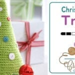 Crochet Christmas Tree + Tutorial