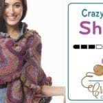 Crazy Eight Shawl + Tutorial