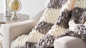 Crochet Lush Life Blanket