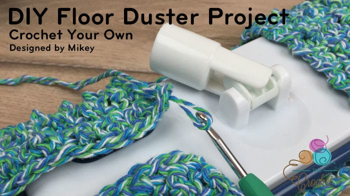 DIY Crochet Floor Duster Pattern