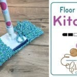 DIY Crochet Floor Duster Mop Pattern + Photographic Tutorial