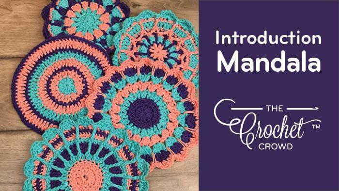 Introduction to Crochet Mandalas