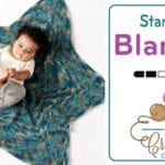 Crochet Starlight Blanket + Tutorial