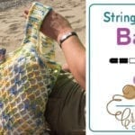 Crochet Beach Bag + Tutorial