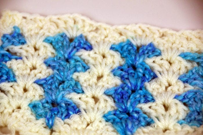 Crochet Bright & Easy Blanket