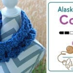 Crochet Alaskan Blue Cowl + Tutorial