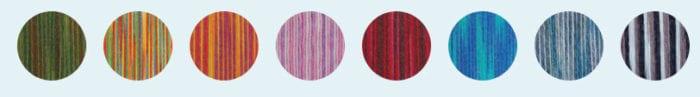 Bernat Sox Colour Palette