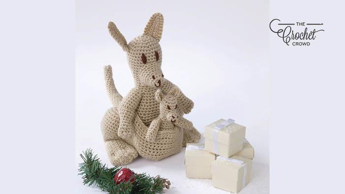 Crochet Baby Kangaroo