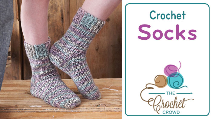 What I Learned about Crocheting Socks