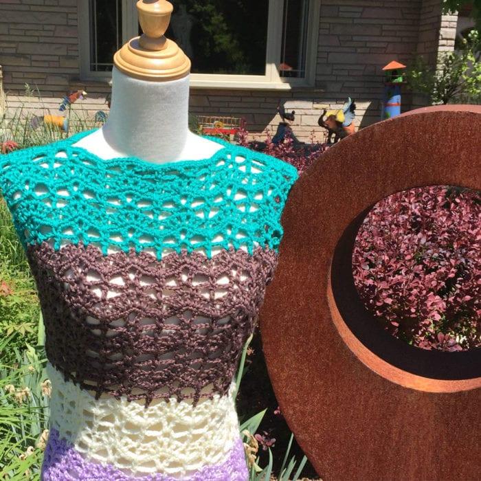 Crochet Tunic Final