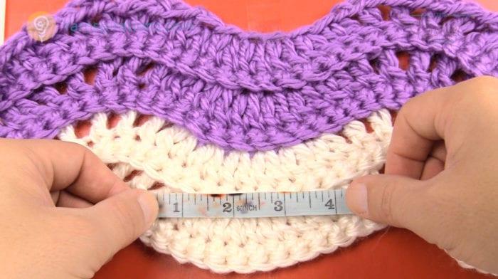 How to Find Crochet Gauge