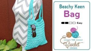 Beachy Keen Tote Bag by Jeanne Steinhilber