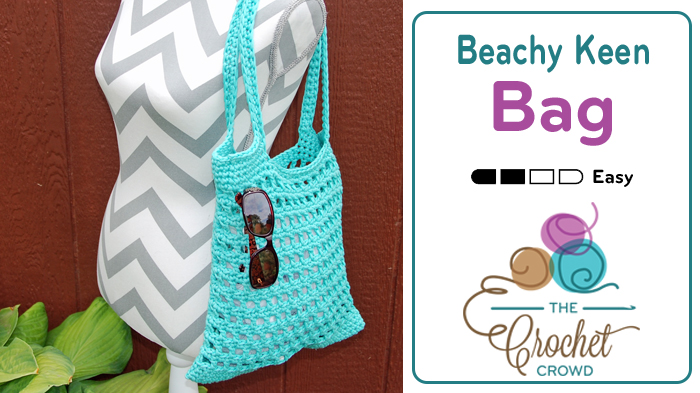 Beachy Keen Tote Bag by Jeanne Steinhilber
