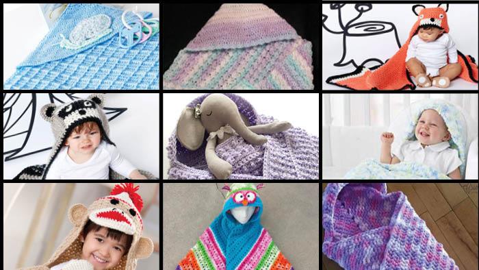 24 Hooded Blanket Patterns
