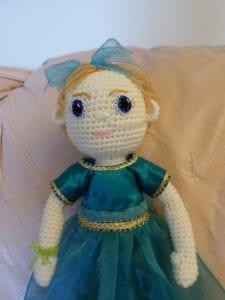 Feel Better Friends Crocheted Dolls