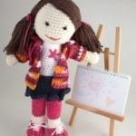 Crochet Just For Her Dolls - Meet Lily & Friends