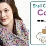 Crochet Shells Collection Cowl + Tutorial