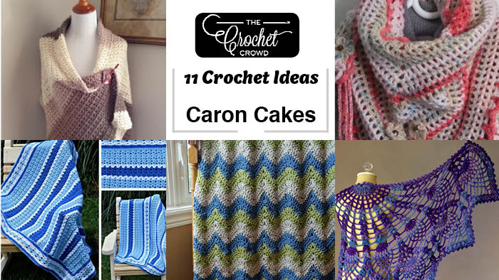 11 Caron Cakes Crochet Patterns